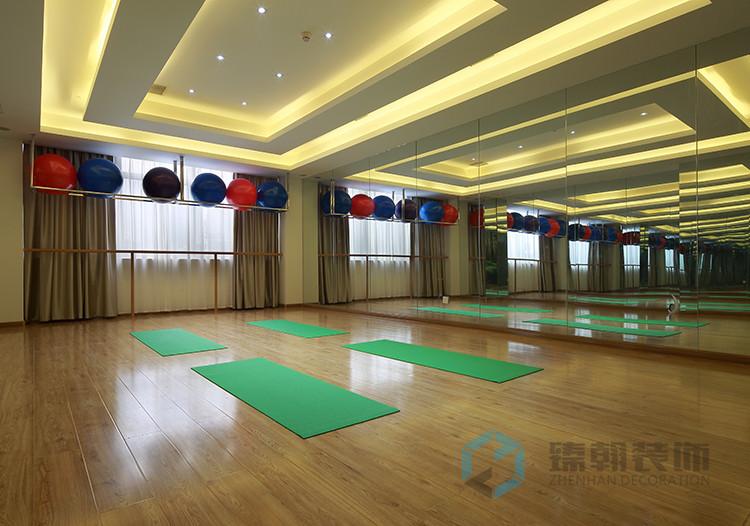 深圳舞蹈室装修设计要点,艺术培训班装修