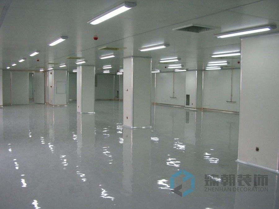 深圳厂房办公室装修如何布局和配色