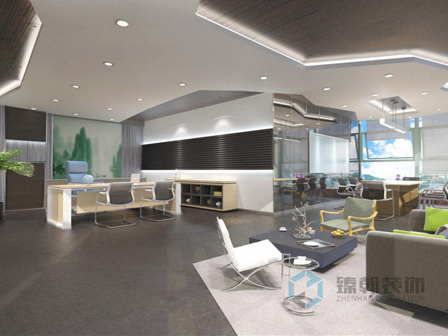 色彩到底能给深圳办公室设计起到什么作用?