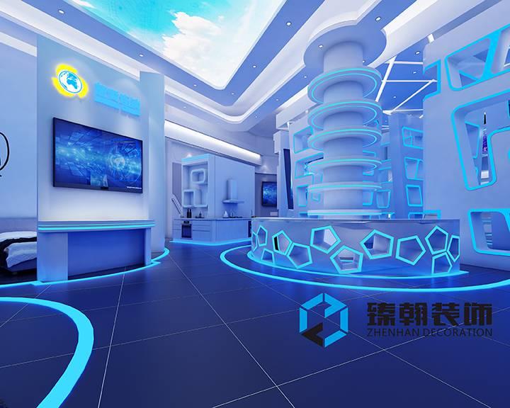 企业展厅设计装修的特征,发展特点说明