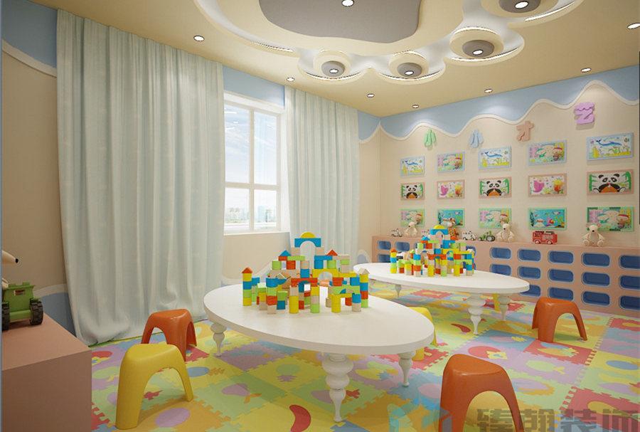 深圳幼儿园设计装修