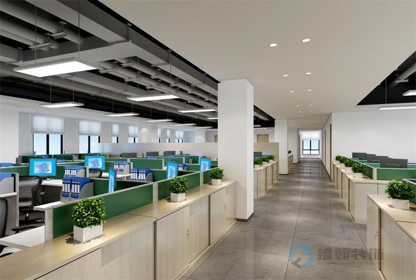 办公室装修设计的格局特点是什么呢?