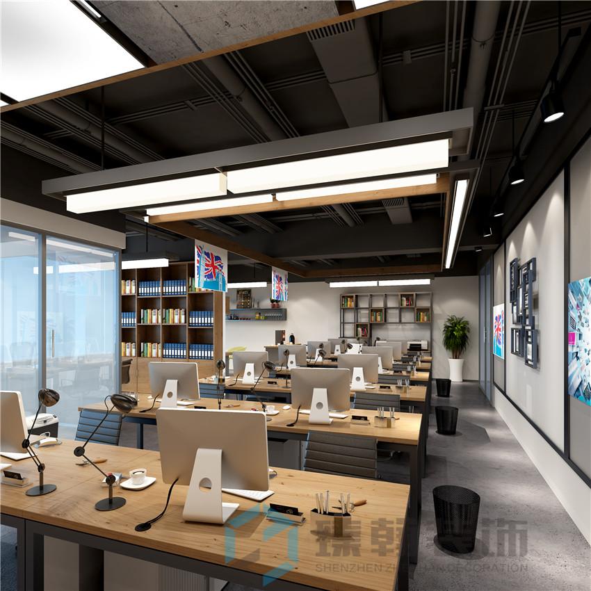 一般办公室翻新装修的细节是哪些