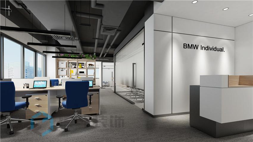 面积小办公室装修风格有哪些