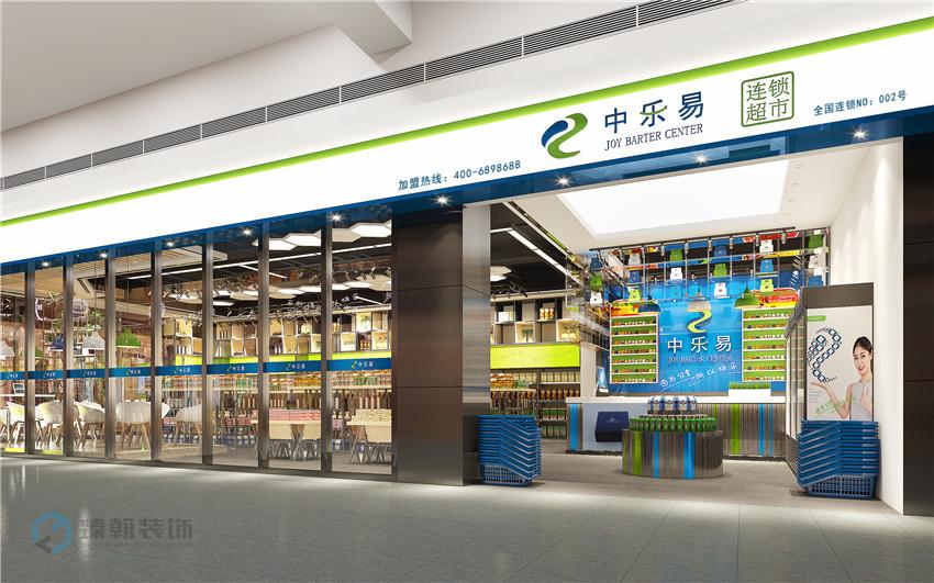深圳超市装修需要注意哪些方面