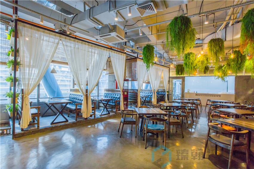 素食餐厅装修的设计理念是什么?