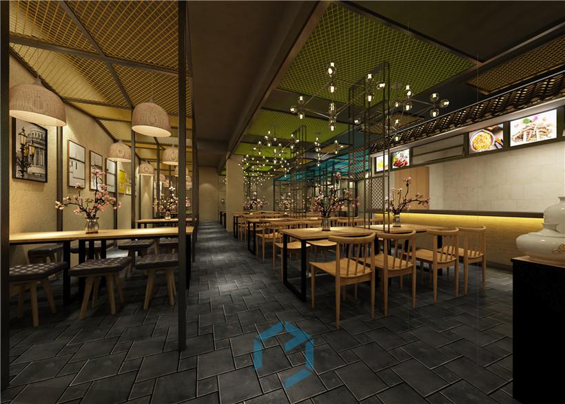 餐厅背景墙设计原则有哪些?餐厅背景墙色彩如何搭配