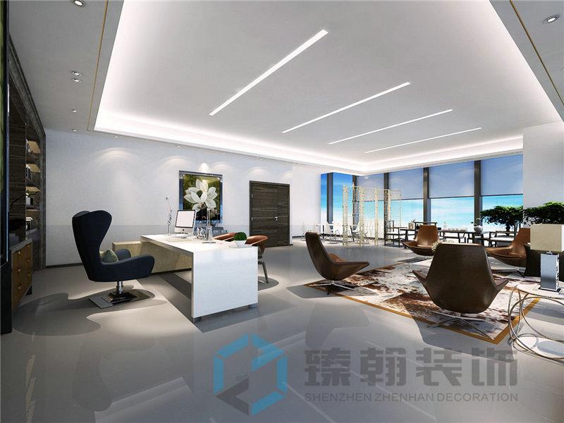 深圳办公室装修设计有哪些风格