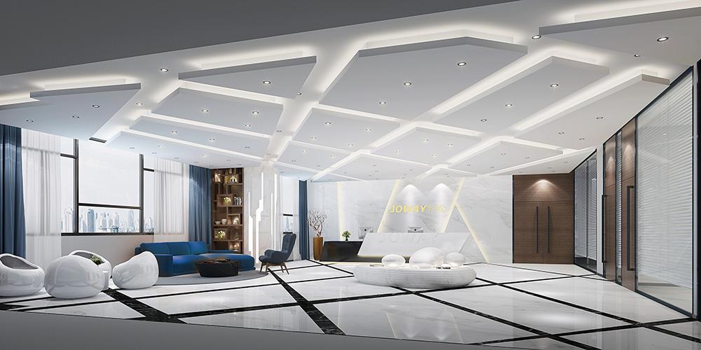 深圳现代办公室装修之简约风格