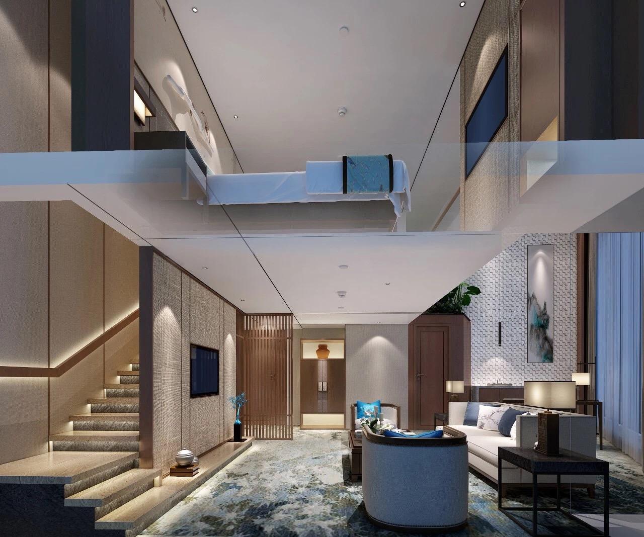 复式公寓装修适合哪种风格呢