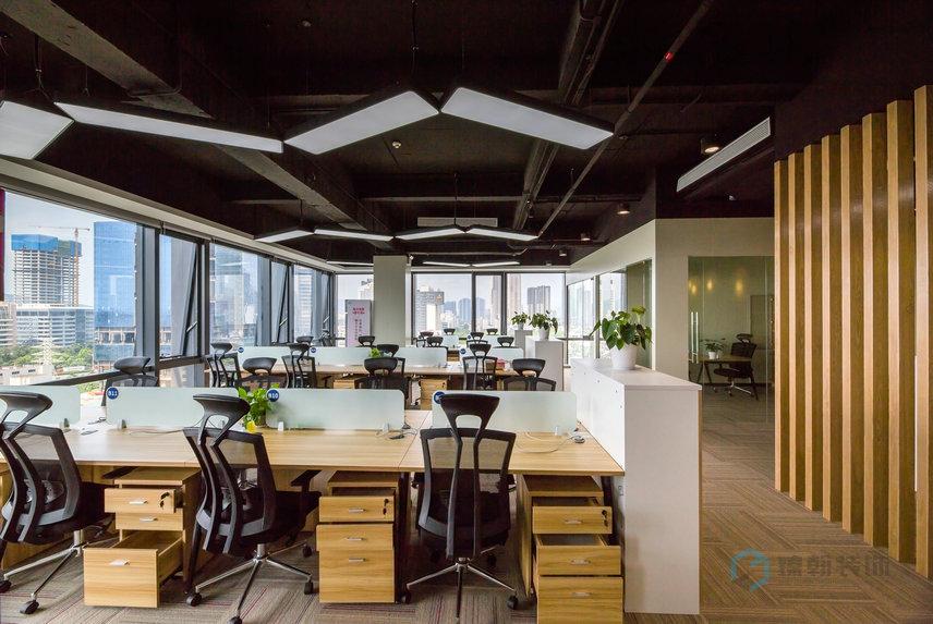 办公室有哪几种装修方式?