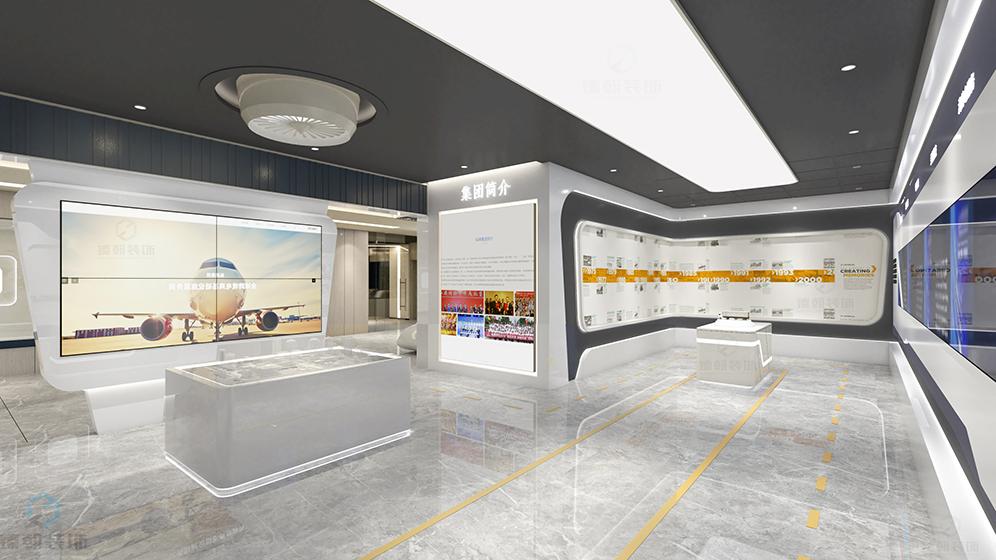 深圳展厅装修