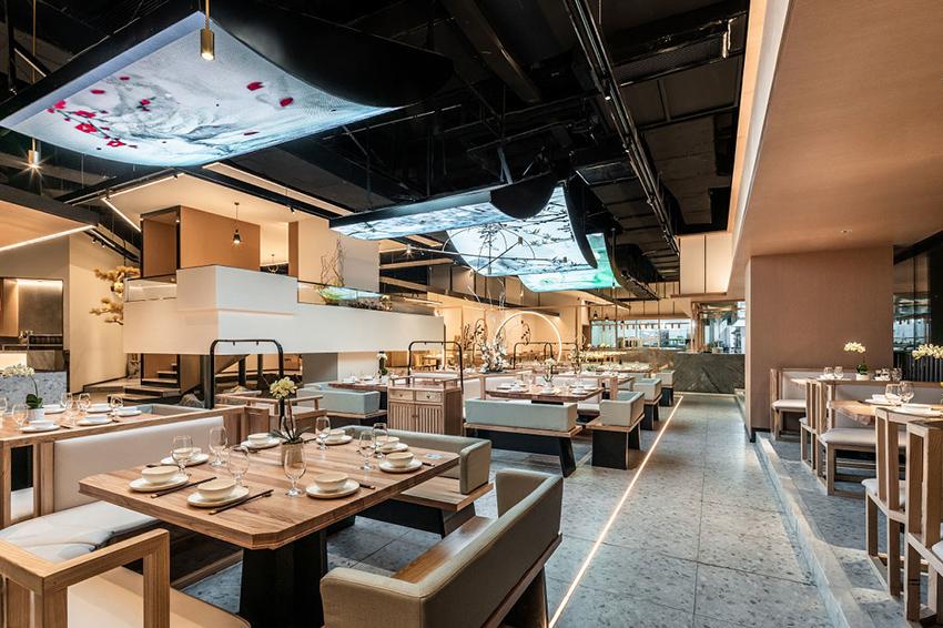 饭馆如何装修使吸引年轻顾客传播和推广的目的