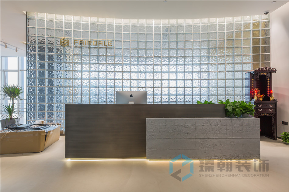 2000平星河world办公室装修