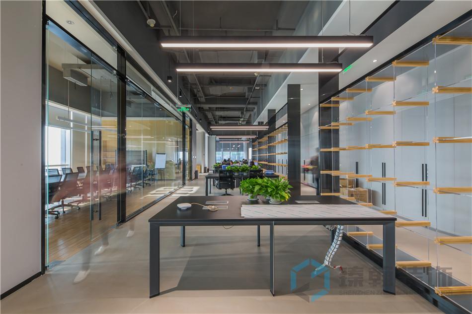 办公室装修中绿植是不可或缺的