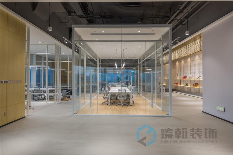 深圳办公室装修设计费用大概是多少?