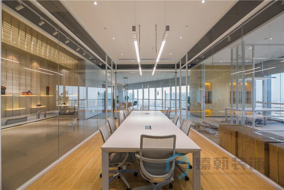 深圳的办公室装修隔断设计怎么做?