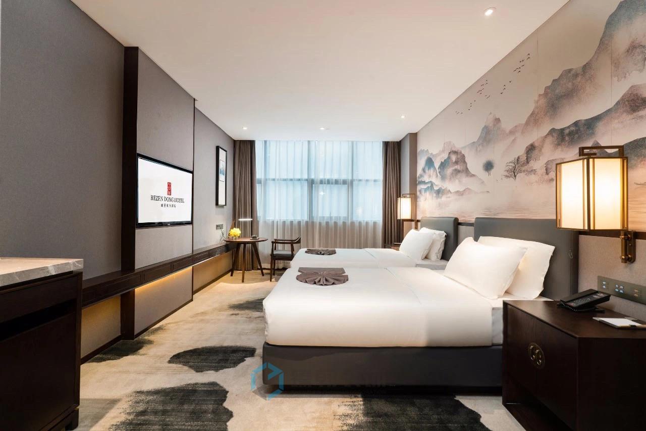 如何在酒店软装设计中运用合适的色彩?