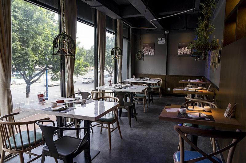 深圳餐饮店设计装修风格的特点