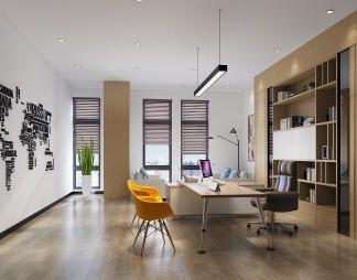 现代办公室装修设计元素有哪些