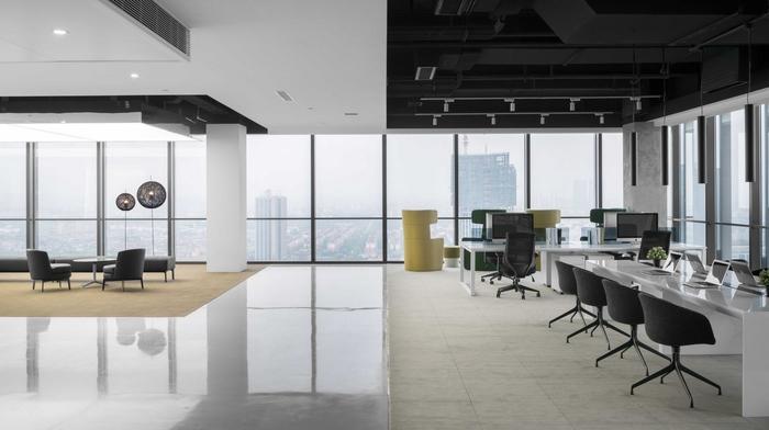深圳办公室装修必须满足的设计需求