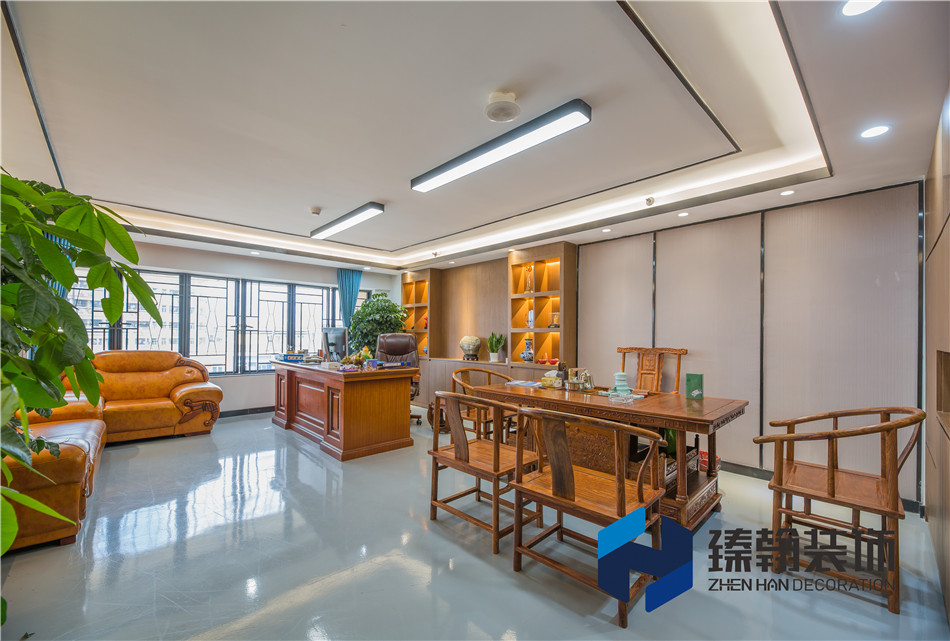 深圳办公室装修如何设计比较好
