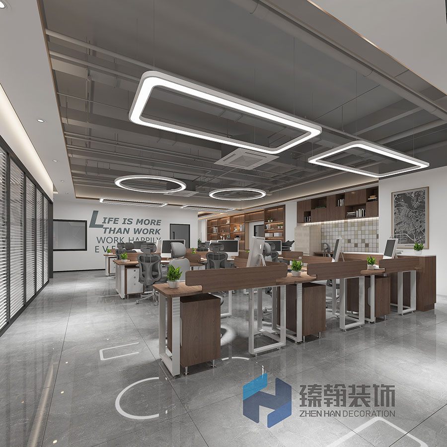 办公室装修哪些因素应该成为我们装修的计的基础?