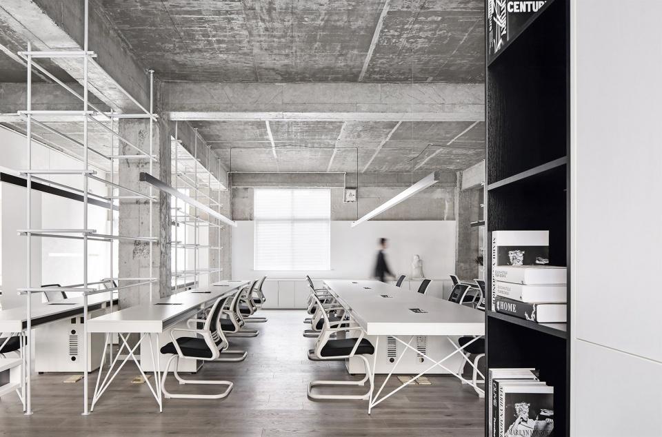 厂房办公室如何装修设计?