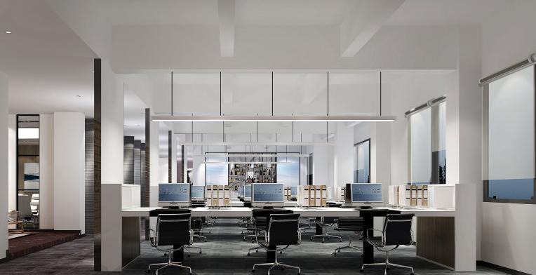 深圳办公室设计公司,怎么设计成标准的办公室?