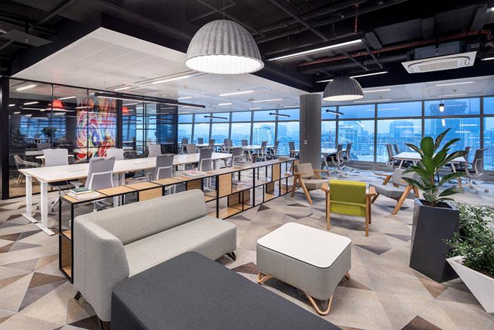 怎样对办公室软装进行设计和布局?