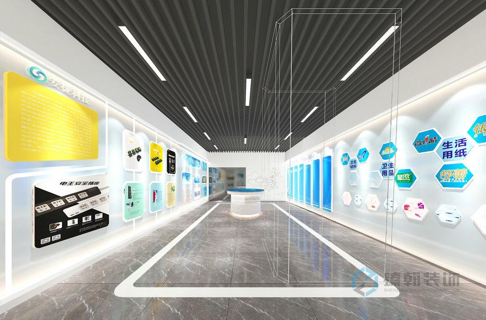 想做一个企业展厅,请问哪家展厅设计企业比较好?