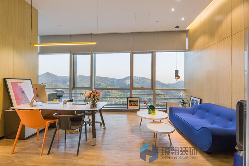 深圳写字楼装修设计公司施工过程分析