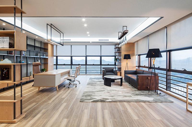 深圳办公室装修设计施工需要考虑哪些方面呢?