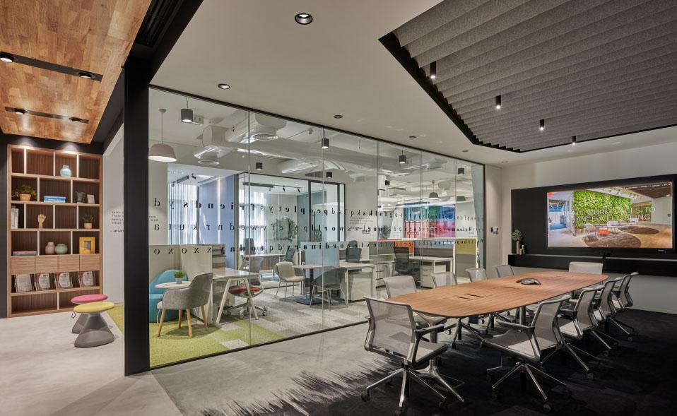 中小型企业如何做好办公室装饰