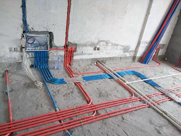 办公室装修水电施工要求与流程