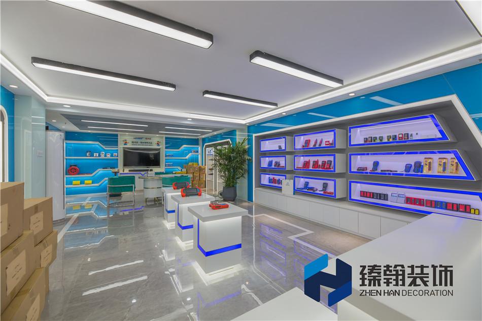 展厅展馆设计中的布局规划