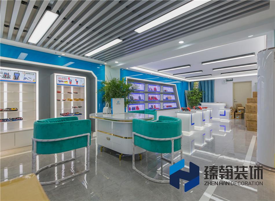 如何做好美观实用的深圳展厅装修设计