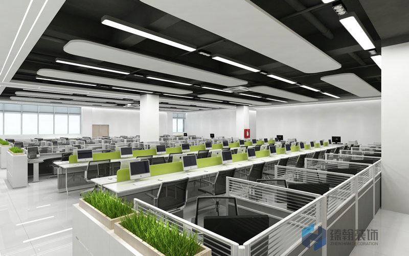 深圳小型办公室设计装修掌握这几点