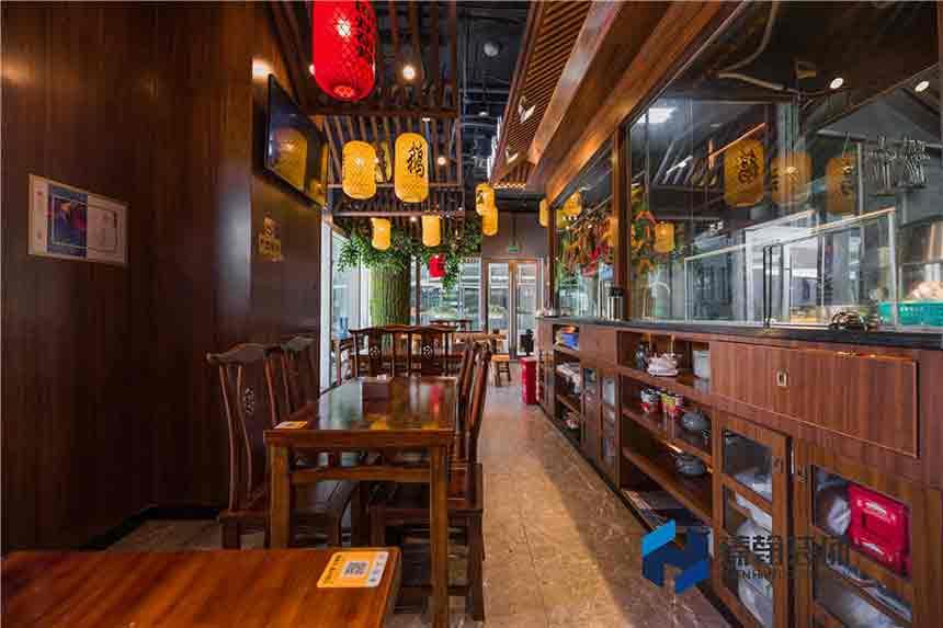 现代餐饮店装修都有什么样的特征