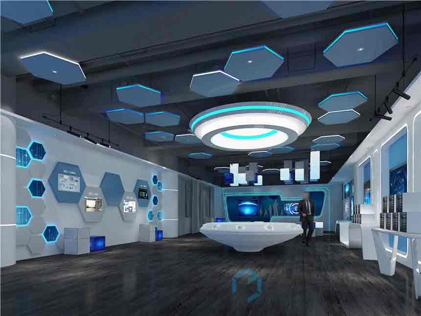 深圳展厅设计企业哪家好?