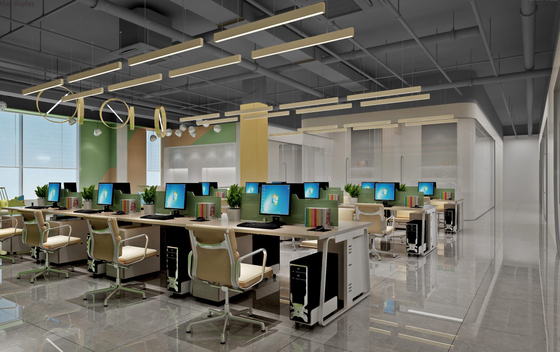合理分析深圳办公室设计装修解决方案