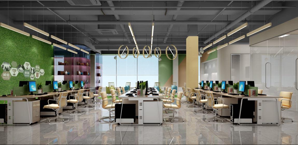 创意产业园办公室装修