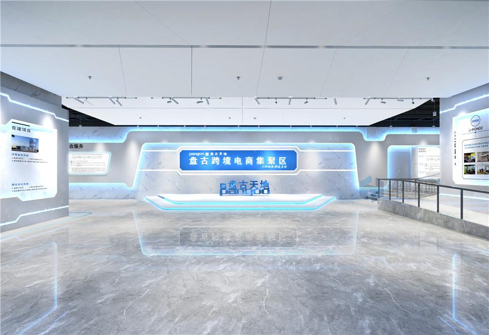 深圳展览馆的设计企业