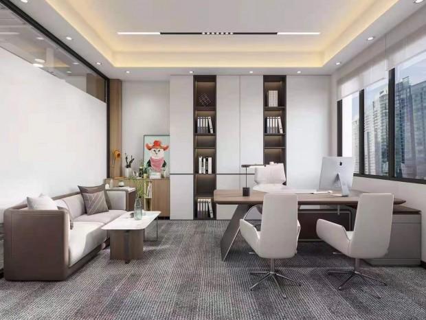 天花吊顶的办公室设计方法