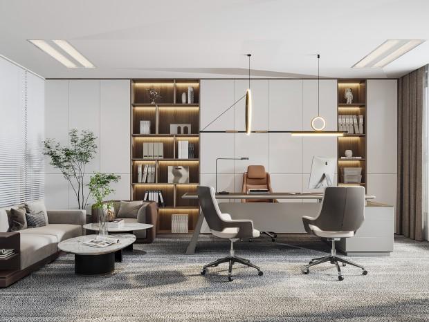 办公室装修地板