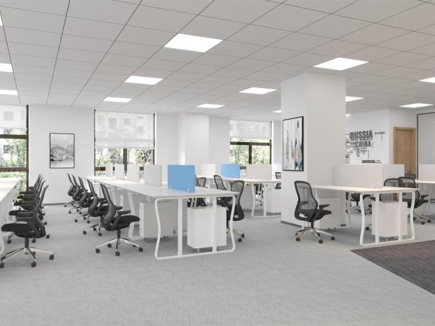 新型现代办公室装修设计