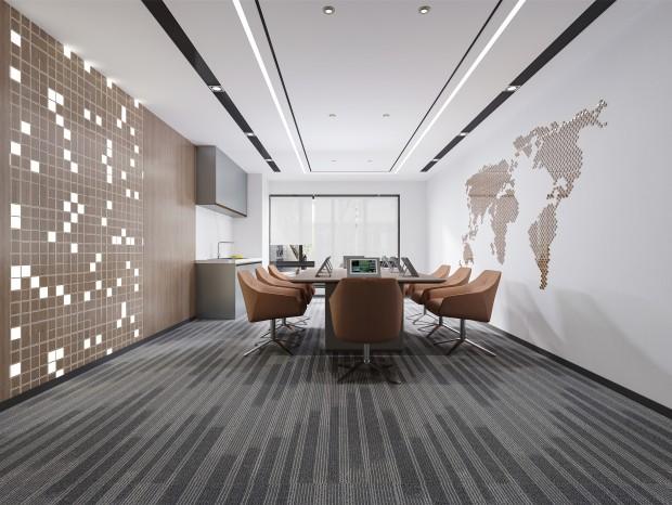 办公室形象墙设计