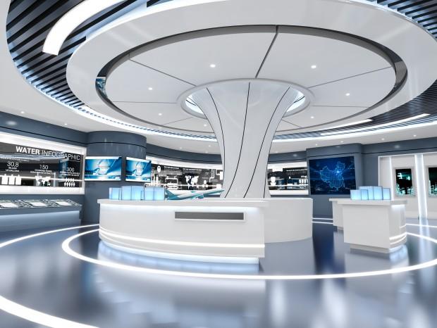 展厅设计装修的实用技巧归纳