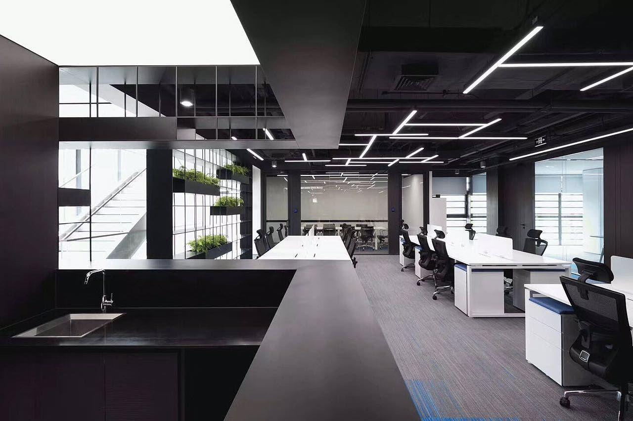 广告公司办公室装修