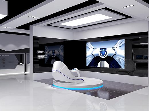 怎么才能更好地把握企业展厅设计的细节